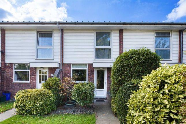 Thumbnail Terraced house for sale in Abbotsleigh Close, Sutton
