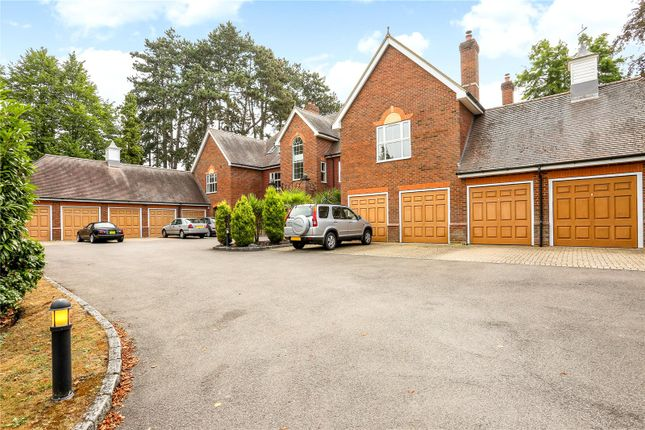 Thumbnail Flat for sale in Clareways, Lady Margaret Road, Sunningdale, Berkshire