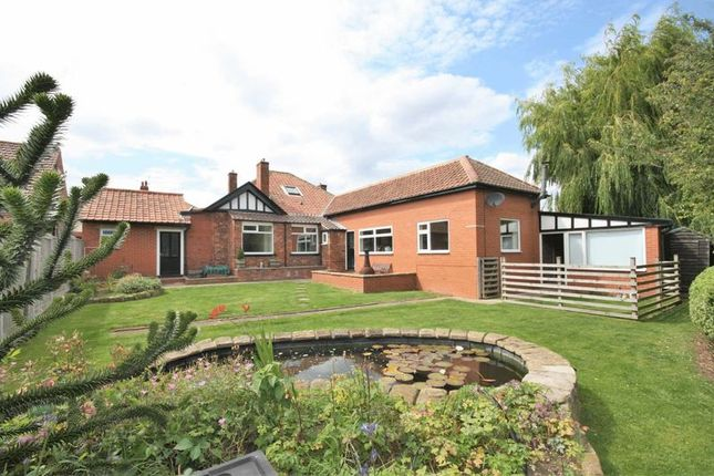 Thumbnail Detached bungalow for sale in Ruskin Avenue, Saltburn-By-The-Sea