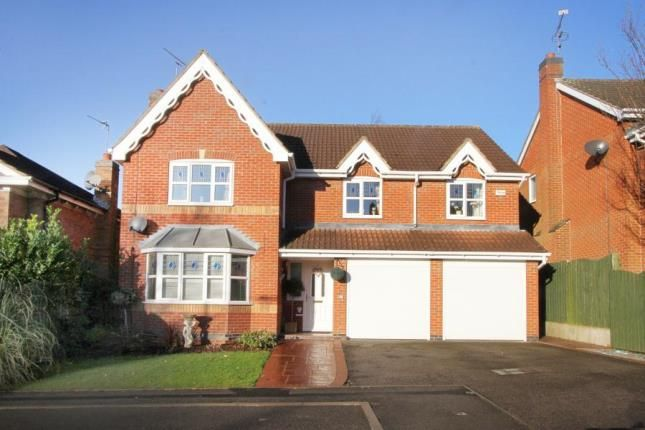 Thumbnail Detached house for sale in Fairburn Croft Crescent, Barlborough, Chesterfield, Derbyshire