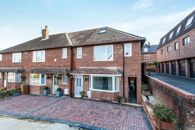 Thumbnail Semi-detached house for sale in Stanam Road, Pembury, Tunbridge Wells