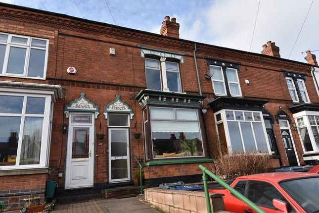 Thumbnail Terraced house for sale in Watford Road, Cotteridge, Birmingham