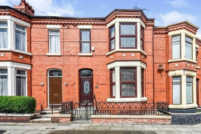 4 bed terraced house for sale in Oban Road, Liverpool, Merseyside, . L4
