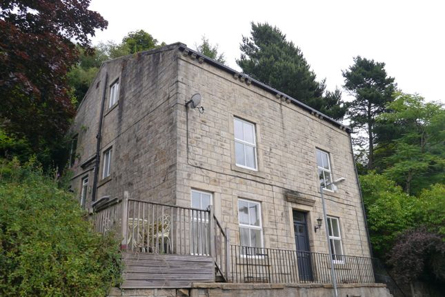 Thumbnail Detached house for sale in 145 Hollins Road, Todmorden, Lancashire