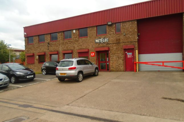Thumbnail Light industrial for sale in Unit L7, Cherrycourt Way, Leighton Buzzard