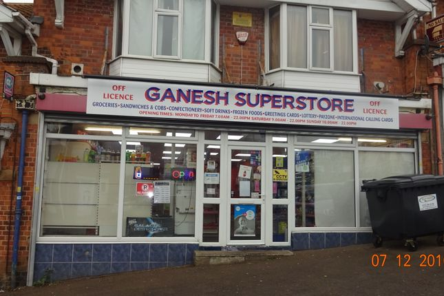Thumbnail Retail premises to let in St Saviours Rd, Evington, Off East Park Rd