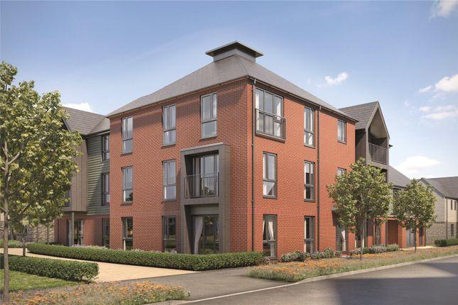 Thumbnail Flat for sale in Plot 59, The Betjeman, Laureate Fields, Ferry Road, Felixstowe, Suffolk