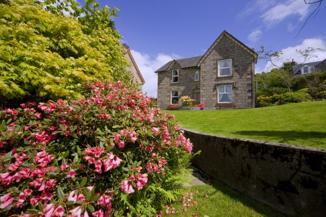 Thumbnail Detached house for sale in The Old Manse, Dalriach Road, Oban