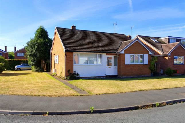 Thumbnail Detached bungalow for sale in Prince Rupert Road, Stourport-On-Severn