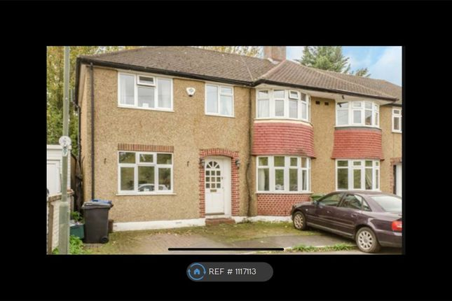 Thumbnail Semi-detached house to rent in Aspen Gardens, Mitcham