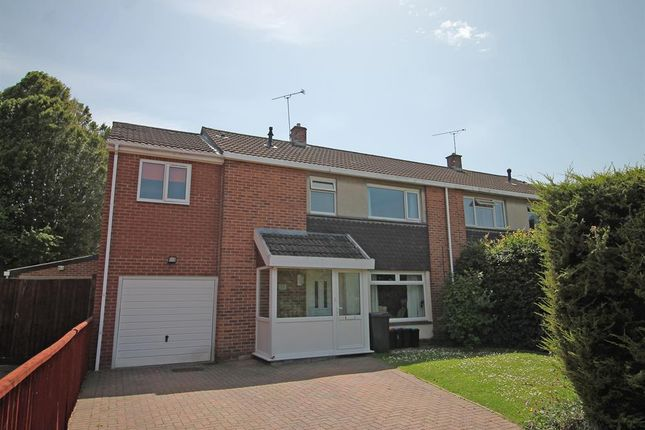 Thumbnail Semi-detached house for sale in Wareham Close, Nailsea, North Somerset