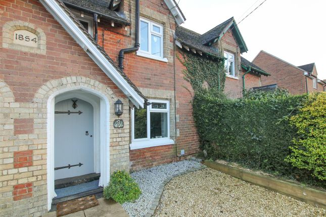 Thumbnail Cottage for sale in The Green, Aston Abbotts, Aylesbury