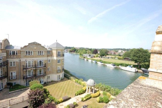 Thumbnail Flat to rent in Regents Riverside, Brigham Road, Reading, Berkshire