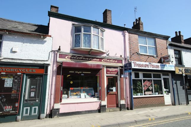 Main Page of Sunderland Street, Macclesfield, Cheshire SK11