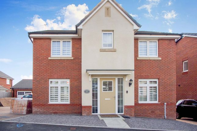4 bed detached house for sale in Highfields, Tonyrefail, Porth CF39