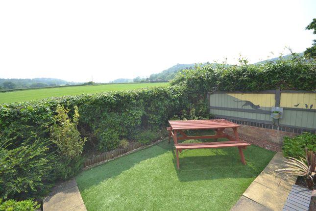 Garden View 2 of Bryn Twr, Abergele LL22