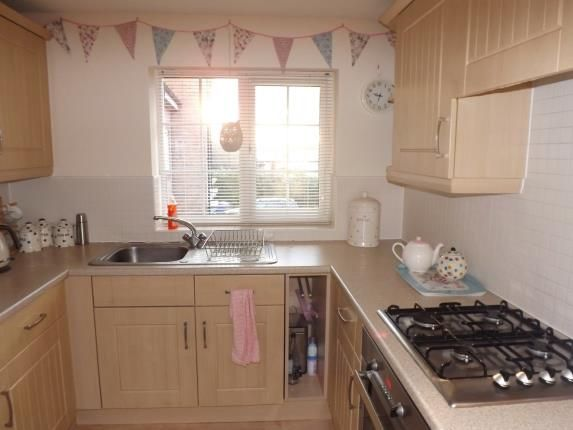 Kitchen of Raleigh Close, Stoke-On-Trent, Staffordshire ST4