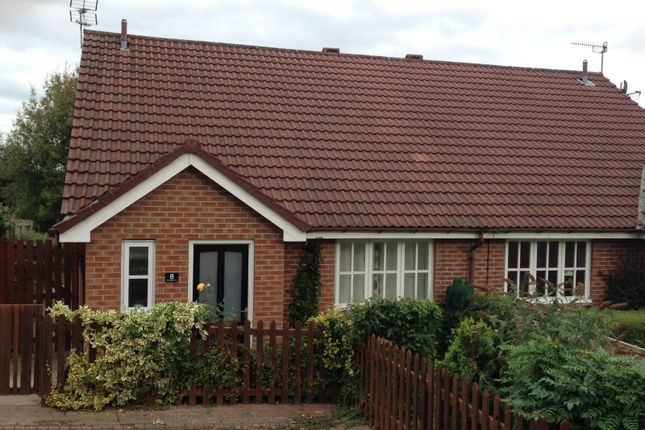 Thumbnail Semi-detached bungalow to rent in Wensleydale Avenue, Leeds