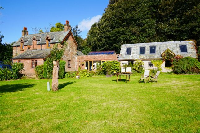 Detached house for sale in Calder Abbey Lodge, Calderbridge, Seascale, Cumbria