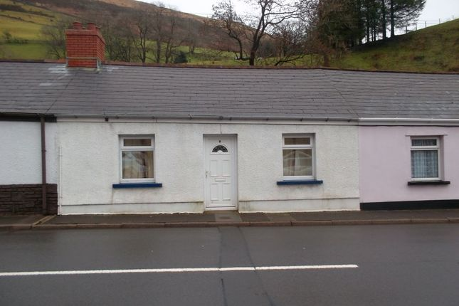 Thumbnail Terraced bungalow to rent in Gelli Houses, Cymmer, Port Talbot, West Glamorgan