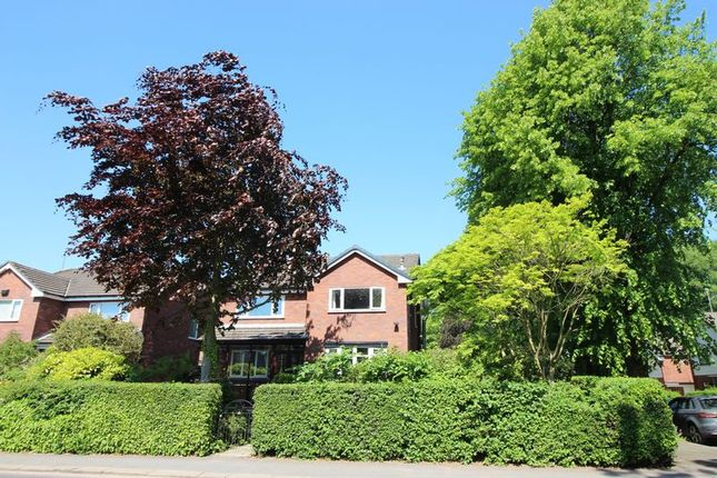 Thumbnail Detached house for sale in Park Road, Walkden, Manchester