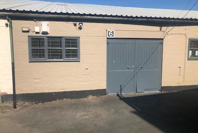 Thumbnail Industrial to let in Unit 6 Wem Business Park, New Street, Wem, Shropshire