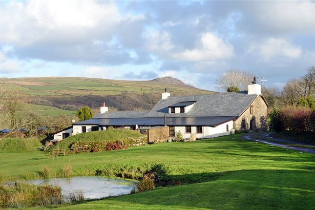 Thumbnail Detached house for sale in Tregynon, Gwaun Valley, Nr Fishguard, Pembrokeshire