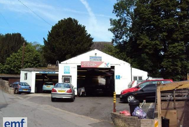 Thumbnail Industrial for sale in Abergavenny, Monmouthshire