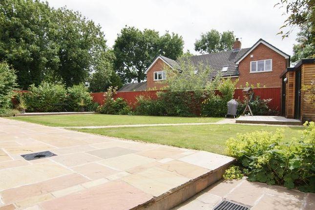 Rear Garden of Blackpool Road, Newton, Preston PR4