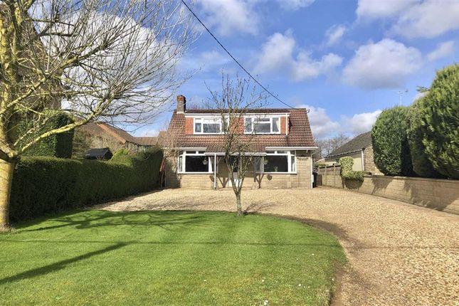 Thumbnail Detached house for sale in Bath Road, Chippenham, Wiltshire