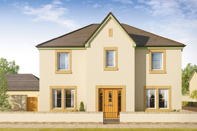 Thumbnail Detached house for sale in Station Road, Dunbar