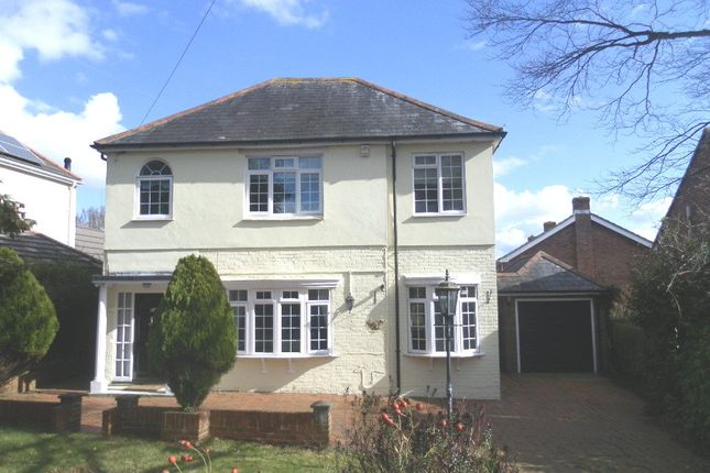 Thumbnail Detached house for sale in Hill Road, Portchester