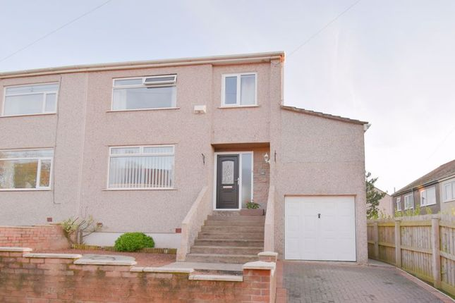Thumbnail Semi-detached house for sale in Tower Hill, Whitehaven