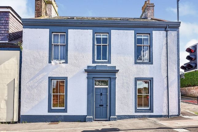 Thumbnail Flat for sale in Nithbank, Dumfries, Dumfries And Galloway