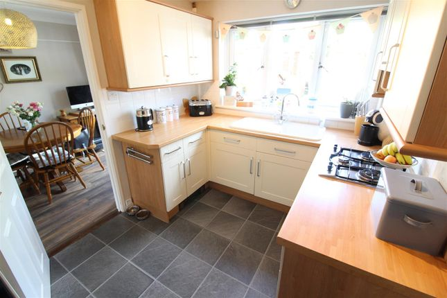 Kitchen of St. James Close, Sutton-On-Hull, Hull HU7