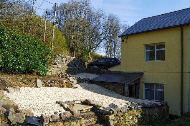 Thumbnail End terrace house for sale in 1 Station Terrace, Farm Road, Nantyglo