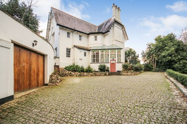 Thumbnail Detached house for sale in Meadfoot Road, Torquay