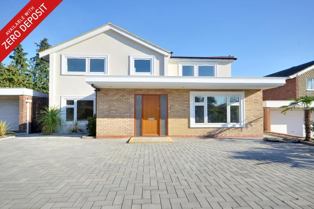 Thumbnail Detached house to rent in Lodore Green, Ickenham, Middlesex