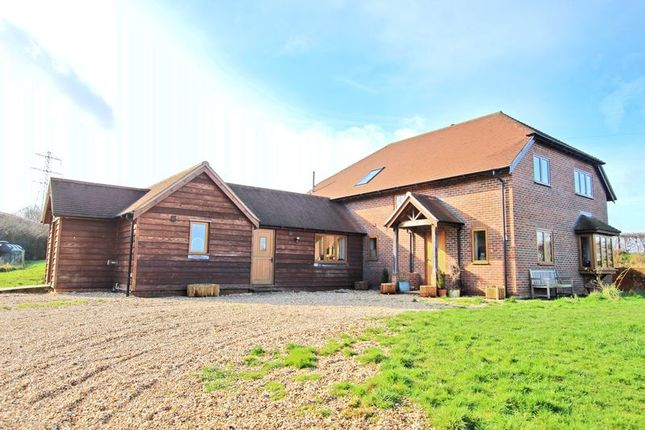 Thumbnail Detached house for sale in Home Farm Rural Industries, East Tytherley Road, Lockerley, Romsey