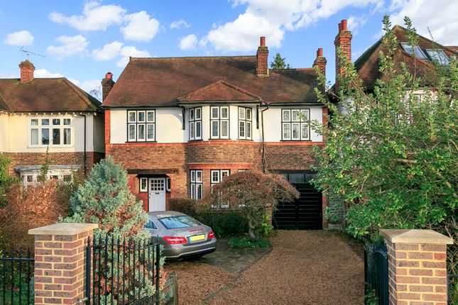 Thumbnail Detached house for sale in Wensleydale Road, Hampton, Middlesex