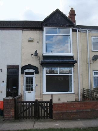 Thumbnail Terraced house to rent in Highfield Avenue, Grimsby