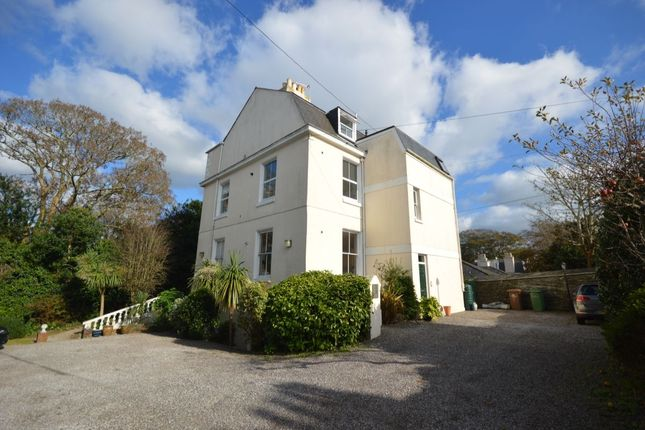 Thumbnail Flat for sale in Hermitage Road, Mutley, Plymouth
