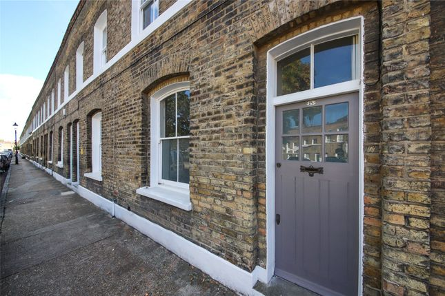 Thumbnail Terraced house to rent in Quilter Street, London