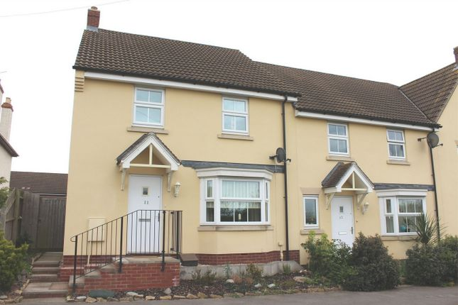 Thumbnail End terrace house to rent in Kings Yard, Bishops Lydeard, Taunton