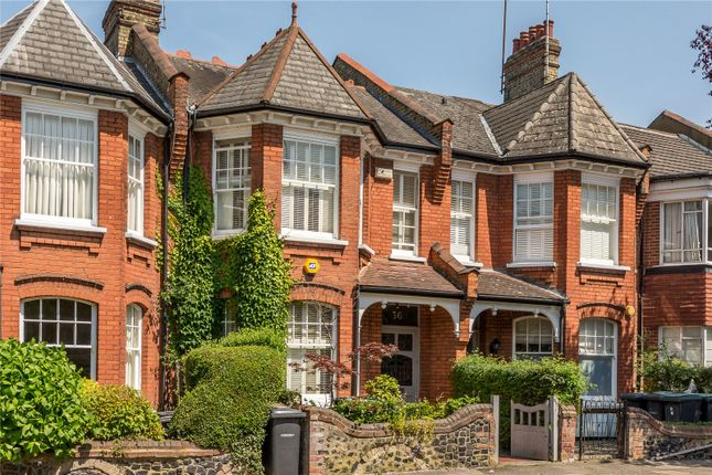 Thumbnail Terraced house for sale in Windermere Road, London