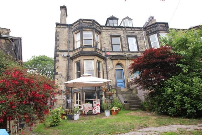 Thumbnail Terraced house for sale in Savile Park Road, Halifax