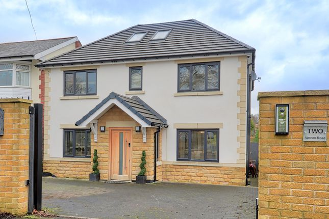 Thumbnail Detached house for sale in Vernon Road, Sheffield
