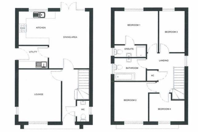 Detached house for sale in Pen Y Bryn, Bancffosfelen, Llanelli