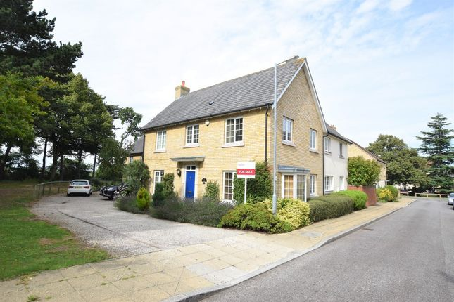 Thumbnail Detached house for sale in Mary Ruck Way, Black Notley, Braintree