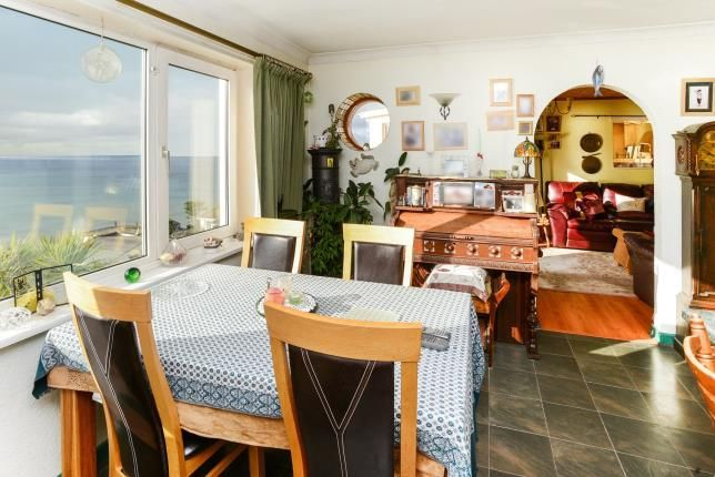 Dining Room of Downderry, Torpoint, Cornwall PL11